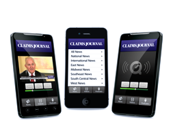 Claims Journal Smartphone Apps