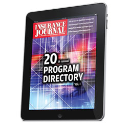 Insurance Journal Magazine on the iPad
